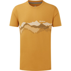 Sherpa Ulto Tee Men daal yellow